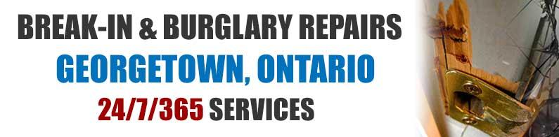 24/7 emergency burglary repairs in Georgetown